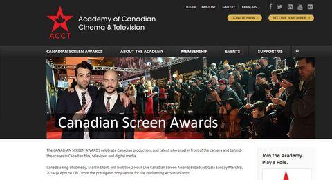 Canada Screen Awards.JPG
